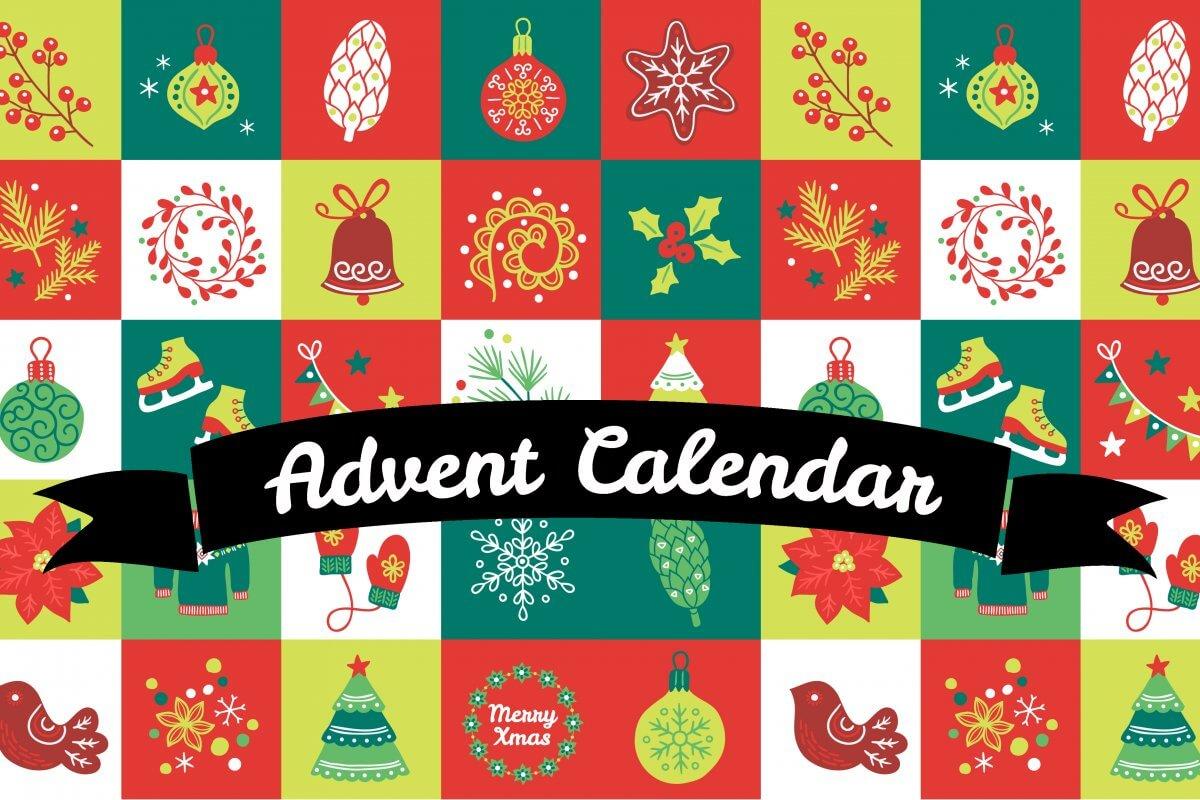 adventný kalendár 2020